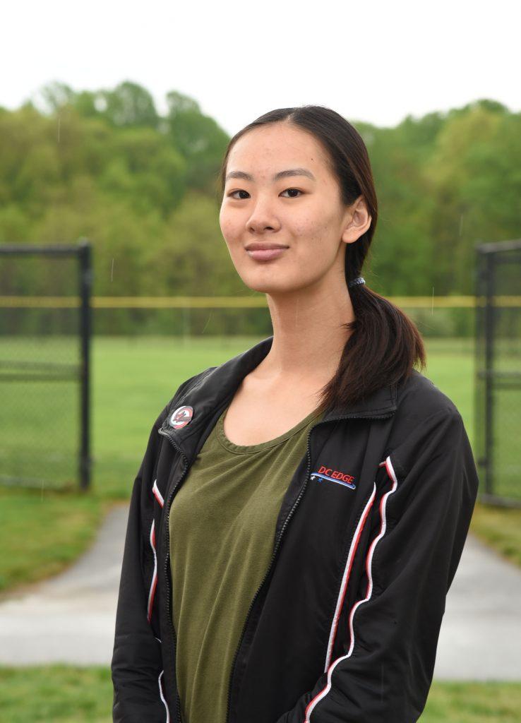 Isabella Yang, Alex Popeck scholarship winner