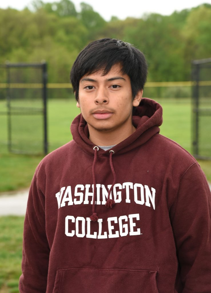 Jastin Josue Garcia Mendoza, Alex Popeck scholarship winner