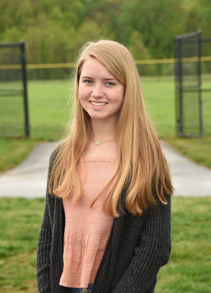 Sophie Jorgensen, Alex Popeck scholarship winner