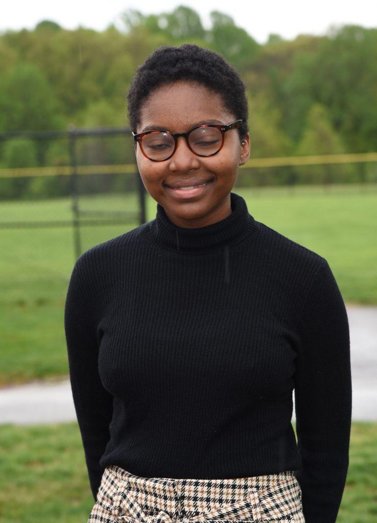 Tanya Kambou, Alex Popeck scholarship winner